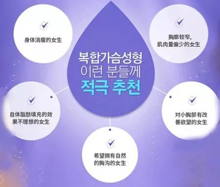 韩国TL整形医院复合隆胸术适合人群