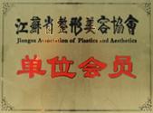 江苏省整形美容协会单位会员