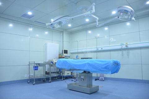 河南一科整形医院手术室