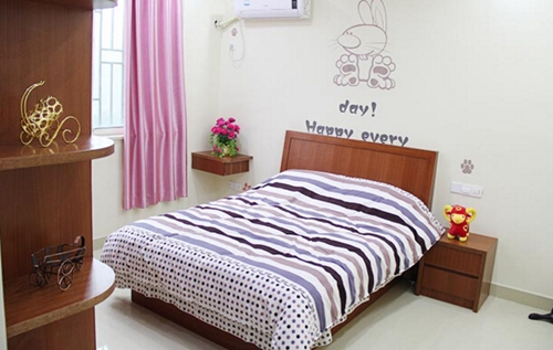 郴州现代女子医院5楼vip病房