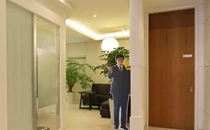 韩国童颜中心医院咨询室