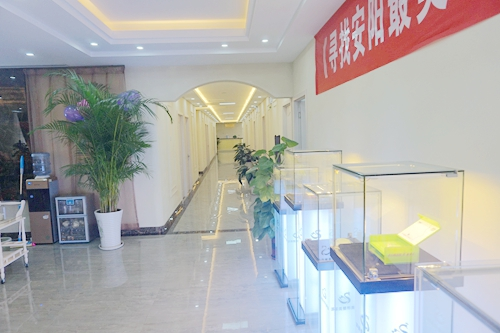 安阳苏莱美整形医院走廊
