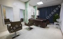 南宁贞韩整形医院二楼植发护理室