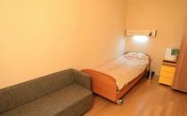 韩国优容整形医院术后恢复室