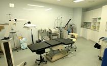 韩国优容整形医院激光治疗室