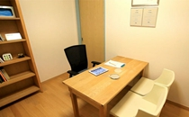 韩国优容整形医院咨询室