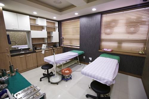 韩国LH整形医院诊疗室