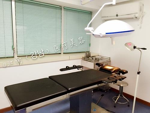 济南江南医疗美容医院手术室