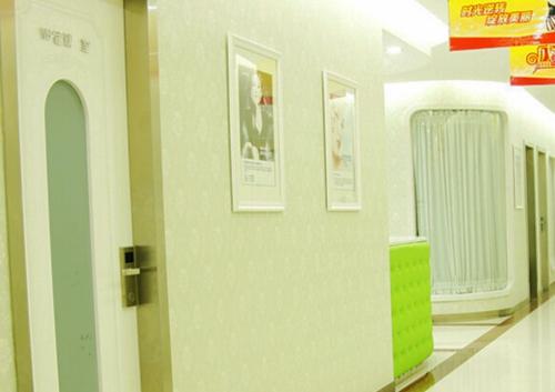 郴州曹家整形医院走廊