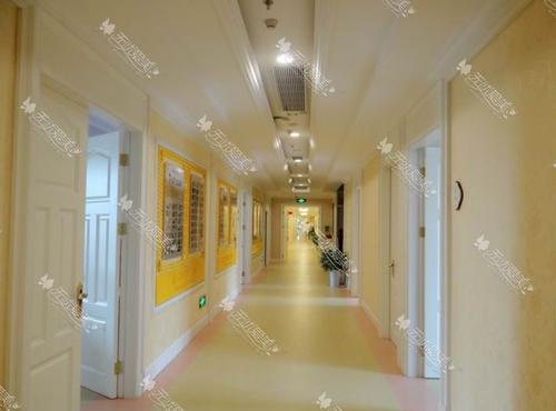 安徽维多利亚医院走廊
