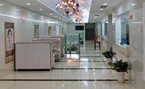 揭阳华美医疗美容门诊部一楼走廊