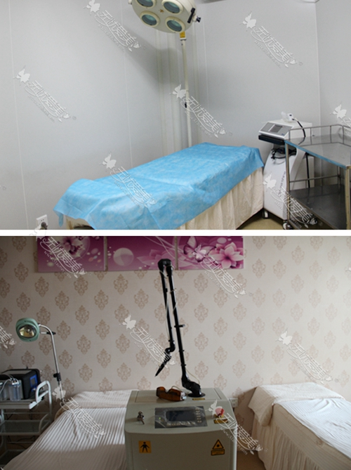 南京光尔美整形医院治疗室