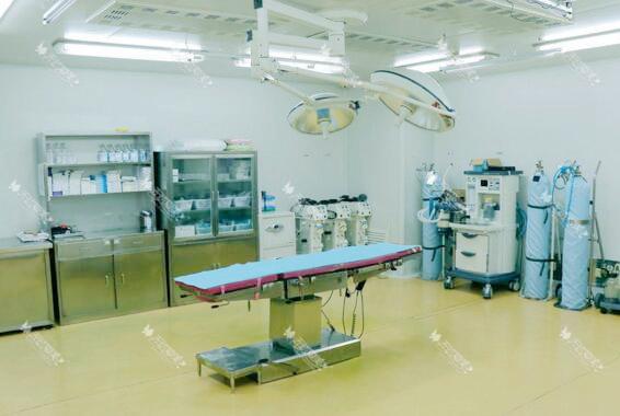 南京华美整形医院二楼手术室