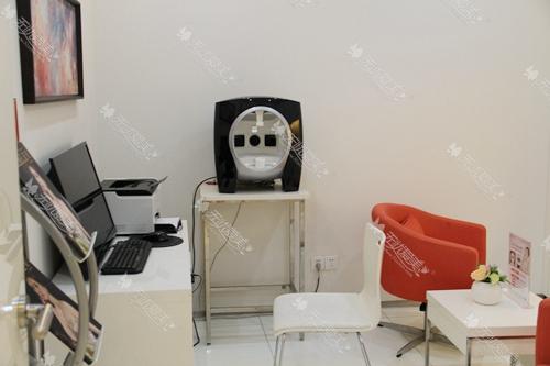 苏州美贝尔美国visia皮肤检测仪