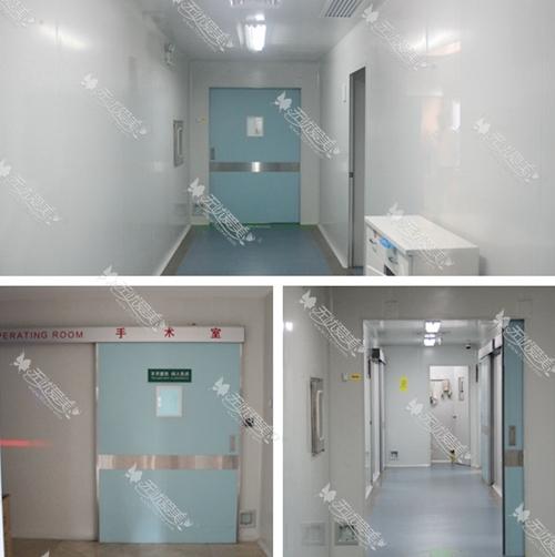 格莱美整形医院三楼手术室