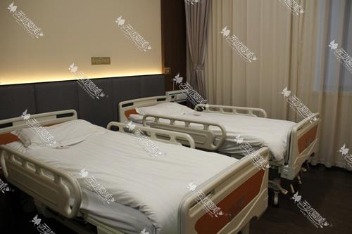 上海玫瑰医疗美容医院二楼恢复室