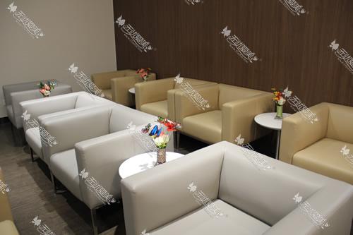 上海玫瑰医疗美容医院三楼的输液室