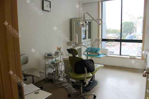 上海华美医疗美容医院二楼口腔室