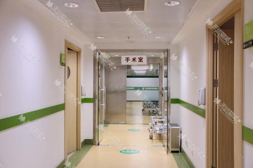 上海华美医疗美容医院三楼手术室