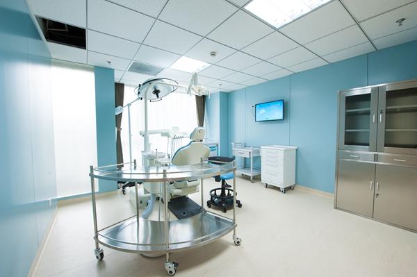 上海美莱整形医院牙科检查室