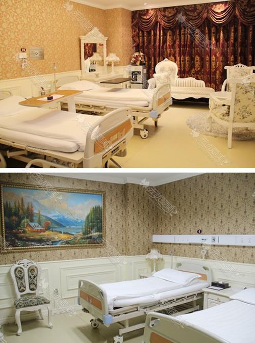 州维多利亚医疗美容医院三楼病房
