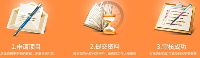 北京集美名媛整形分期申请流程