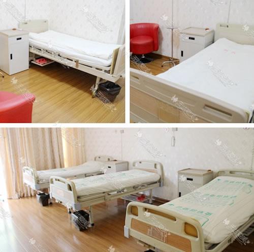 上海天大整形医院二楼病房