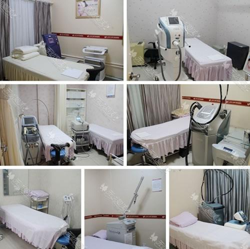 上海天大整形医院二楼治疗室