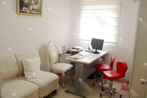 上海仁爱医院整形美容科商谈室