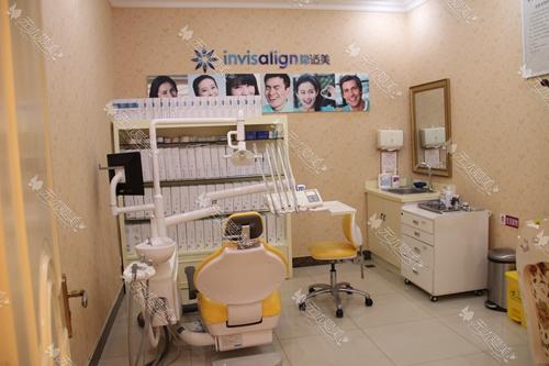 上海伊莱美整形医院三楼牙科室