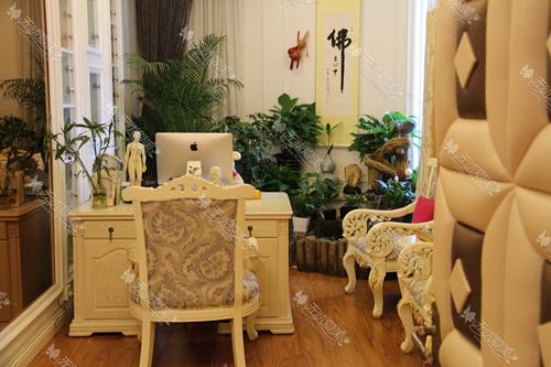 上海伊莱美整形医院三楼中医美容