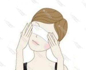 开眼角术后消肿