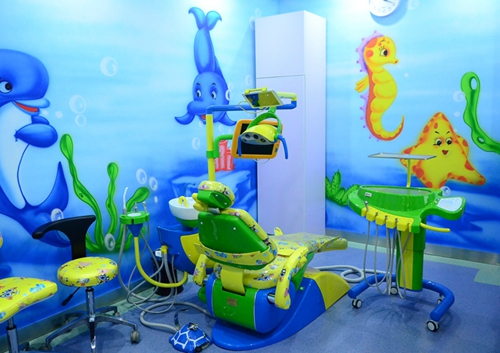 合肥贝杰口腔医院儿童牙科