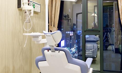 合肥贝杰口腔医院牙齿诊疗室