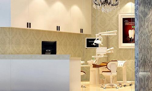 合肥贝杰口腔医院牙齿治疗室