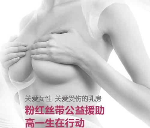 女性健康工程——粉红丝带