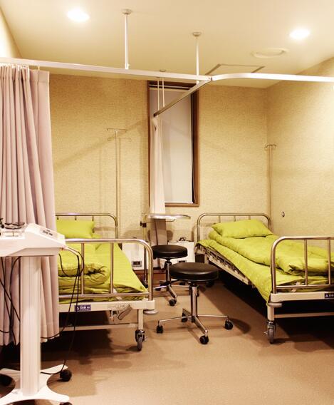 韩国歌柔飞整形医院病房