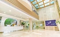 杭州美莱整形医院大厅