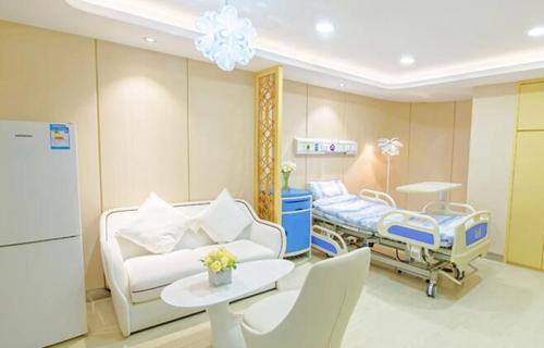 杭州美莱整形医院病房