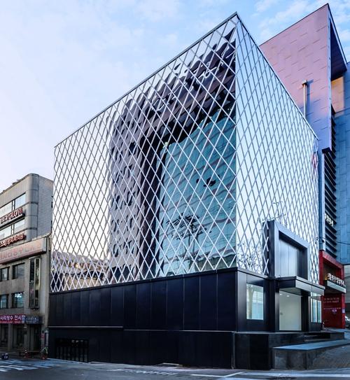 韩国首尔丽格皮肤科大楼