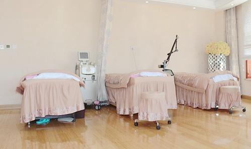 内蒙古巴诺巴奇整形外科VIP美肤室