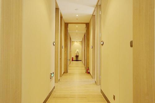 温州星范医疗美容医院走廊