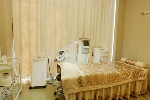 温州星范医疗美容医院激光美肤室