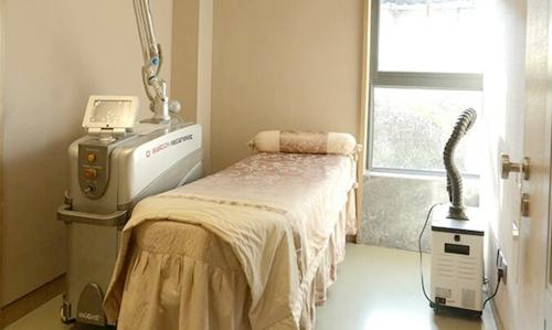 温州星范医疗美容医院激光除皱治疗室