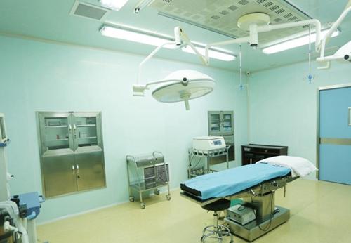 洛阳维多利亚医疗美容医院手术室