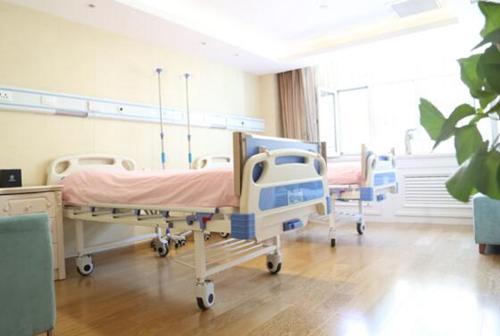 乌鲁木齐伊丽莎白整形医院病房