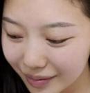 无眉星人@园在长沙雅美的纹眉初体验