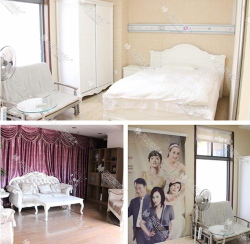 昆明都市俪人整形医院恢复室