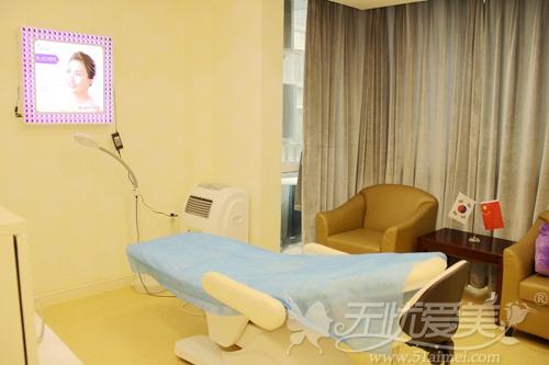 南宁梦想整形二层微整形注射室