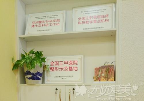 广州南珠整形美容中心合作机构